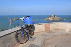 Hon Ba海岛,头顿,越南 免版税图库摄影