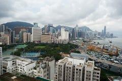 Hon Kong stockfoto