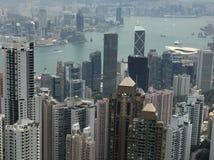 Hon Kong Fotos de Stock Royalty Free