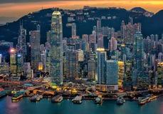 Hon Kong Royalty-vrije Stock Foto