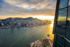 Hon Kong Stock Foto
