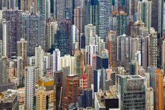 Hon Kong Photographie stock