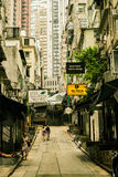 Hon Kong Stockfotos