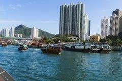 Hon Kong Stockbild