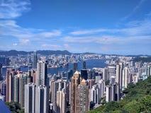 Hon Kong Fotografie Stock Libere da Diritti