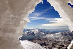 Honaz mount peak Stock Images