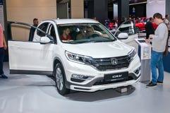 Honda χρώμιο-Β στοκ φωτογραφίες