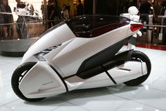 Honda 3RC concept moto car Royalty Free Stock Image
