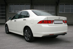 Honda Accord Stock Image