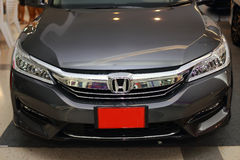 Honda Accord. The Honda Accord is a series of automobiles manufactured by Honda since 1976, best known for its four-door sedan variant, which has been one of the Stock Images