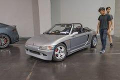 Honda Beat on display Stock Photography