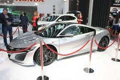 Honda at Belgrade Car Show Stock Photos