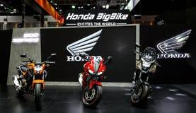 The HONDA Bigbike Motorcycle. Royalty Free Stock Photography