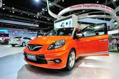 Honda Brio Stock Photography