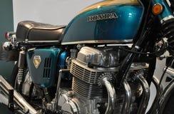 Honda CB750 стоковые изображения