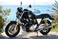 Honda CB1100 model modern naked bike