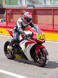 Honda CBR 1000 - Trofeo Italiano Amatori Stock Images