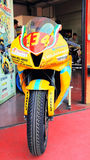 Honda CBR 600 - Trofeo Italiano Amatori Royalty Free Stock Photos
