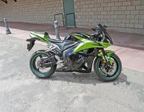 Honda CBR Stock Image