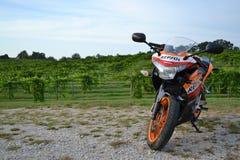 Honda CBR250R Стоковое Изображение