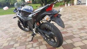 Honda CBR 125R Immagine Stock Libera da Diritti