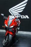 HONDA CBR500R Motorcycle. Royalty Free Stock Photography