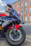 Honda CBR RR Fotografia Stock