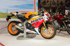 Honda CBR 1000 RR Royalty Free Stock Photography
