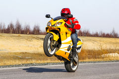 Honda CBR600RR Stock Photos