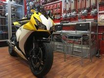 Honda Cbr 1000rr. Superbike - Honda Cbr 1000rr for track use only Stock Photos