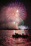 Honda Celebration of Light Royalty Free Stock Photography