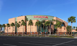 Honda Center Royalty Free Stock Image