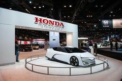 Honda in Chicago Auto toont Royalty-vrije Stock Foto