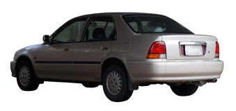 Honda City 2002 imagem de stock royalty free