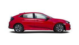 Honda Civic Imagem de Stock Royalty Free