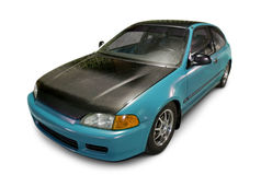 Honda Civic Stock Images