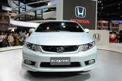 Honda Civic 2012 Royalty Free Stock Image