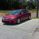 Honda Civic Lizenzfreies Stockfoto