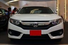 Honda Civic 2015 Image libre de droits