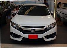 Honda Civic 2015 Images libres de droits