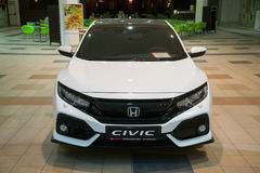 Honda Civic 2017 Lizenzfreie Stockfotos
