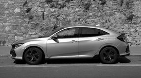 Honda Civic stock photography