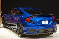 2016 Honda Civic bij SEMA Royalty-vrije Stock Foto