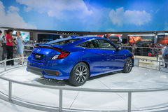 Honda Civic coupe Stock Images