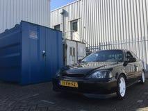 Honda civic EJ9 Royalty Free Stock Image
