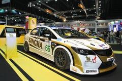 HONDA Civic FD display in Thailand International Motor Expo 2013 Royalty Free Stock Photo