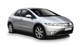 Honda Civic Royalty Free Stock Image