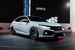 Honda Civic Prototype Royalty Free Stock Photography