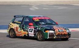 Honda Civic racing Stock Photos
