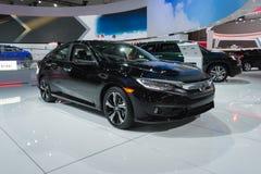 Honda Civic-Reisen Stockbilder